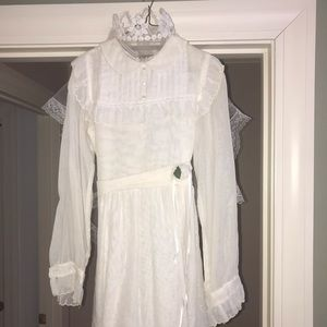 Other - Communion dress with tiara and veil